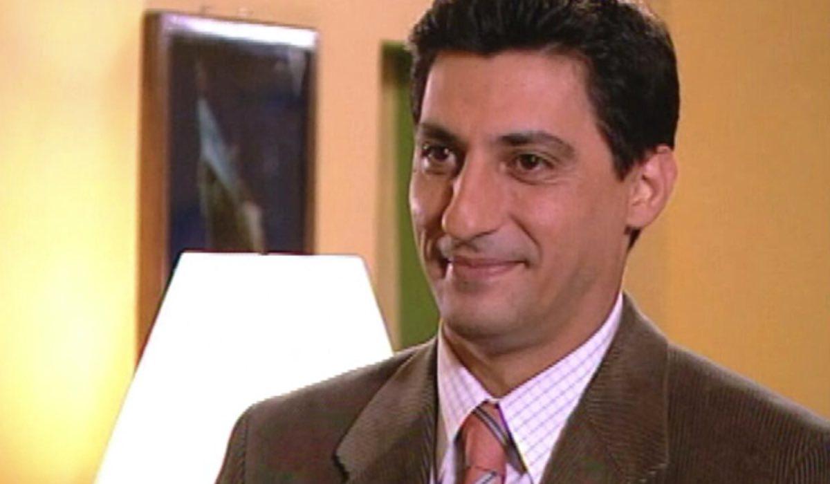 Emilio Solfrizzi In Sei Forte Maestro. Credits: Mediaset