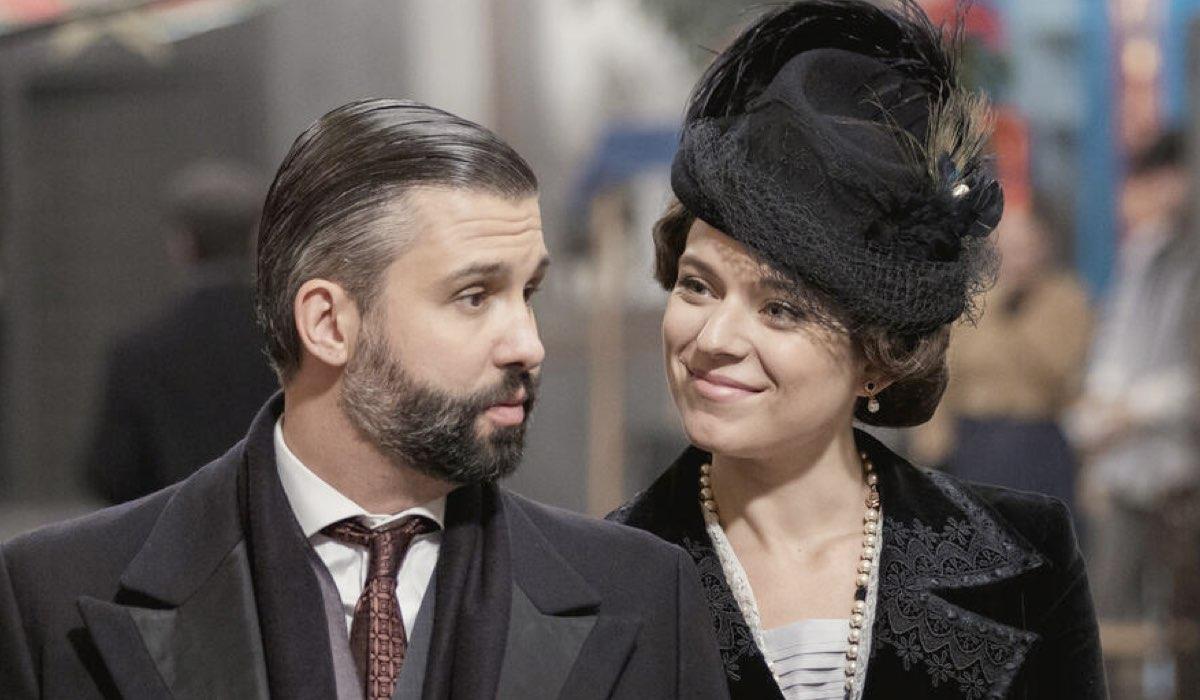 Felipe e Genoveva In Una Vita. Credits: Boomerang Tv