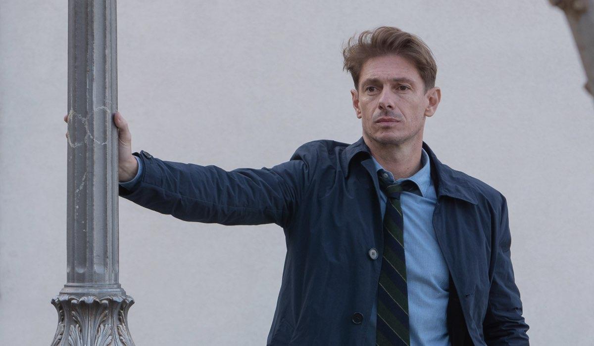 Giorgio Pasotti, qui nel ruolo di Andrea Baldini ne Il silenzio dell'acqua 2 Credits Mediaset
