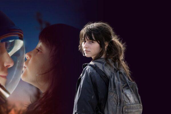 Giulia Dragotto è la protagonista di Anna. Credits: Sky.