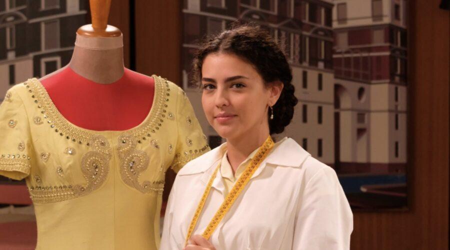 Il Paradiso Delle Signore 4 Daily 2: Chiara Russo interpreta Maria Puglisi Credits Rai