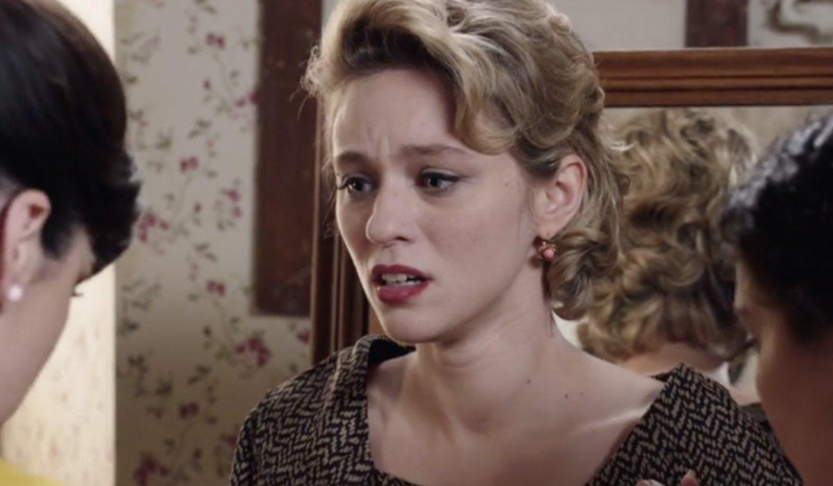 Il Paradiso Delle Signore 5 Puntata 129: Irene Cipriani interpretata da Francesca Del Fa Credits Rai
