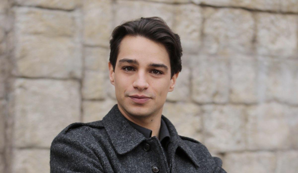Il Paradiso Delle Signore 5: Luca Grispini interpreta Nino Zaccheo. Credits: P. Bruni e Rai