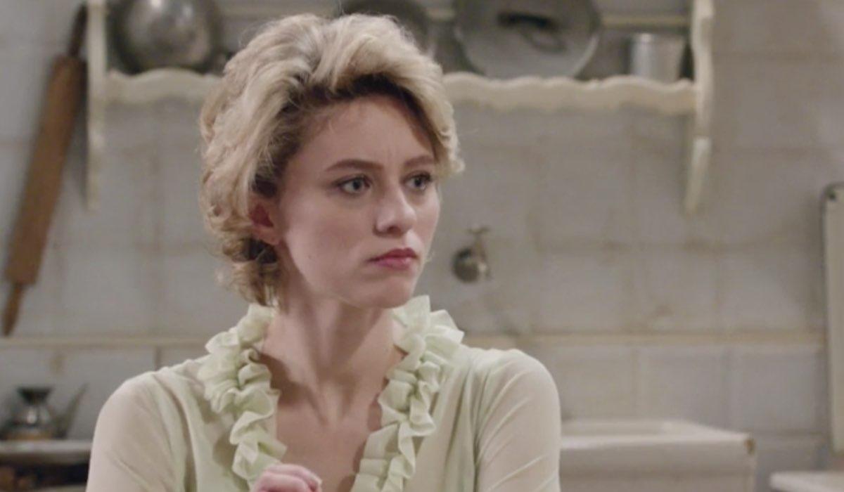 Il Paradiso Delle Signore 5 Puntata 108: Irene Cipriani interpretata da Francesca Del Fa Credits Rai