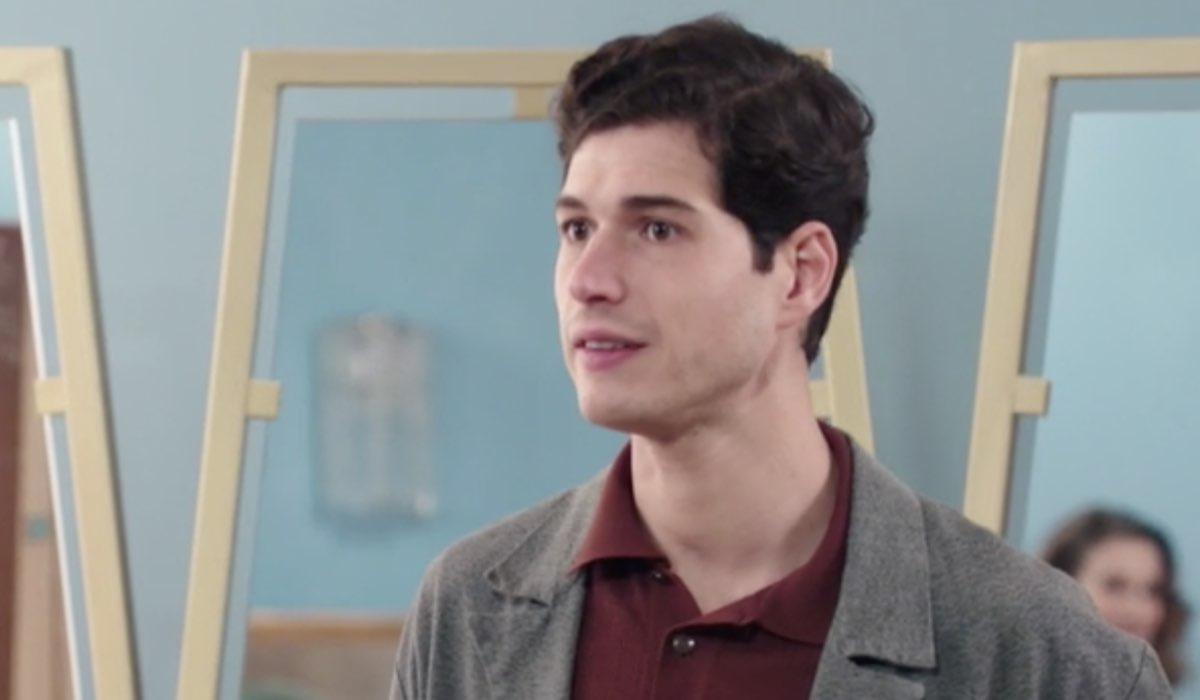 Il Paradiso Delle Signore 5 Puntata 119: Rocco Amato interpretato da Giancarlo Commare Credits Rai
