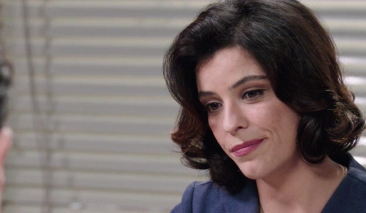 Il Paradiso Delle Signore 5 Puntata 128: Beatrice Conti interpretata da Caterina Bertone Credits Rai