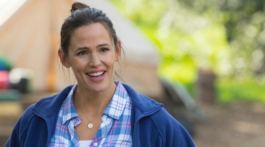Jennifer Garner (Kathryn) In Camping Credits: Sky Italia