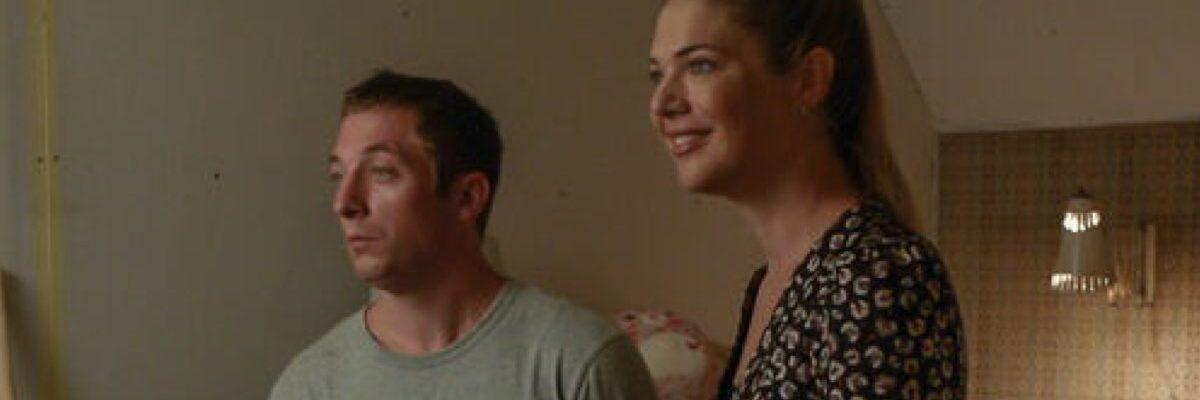 Jeremy Allen (Lip Gallagher) White e Kate Miner (Tami Tamietti) In Shameless 11 Credits Mediaset