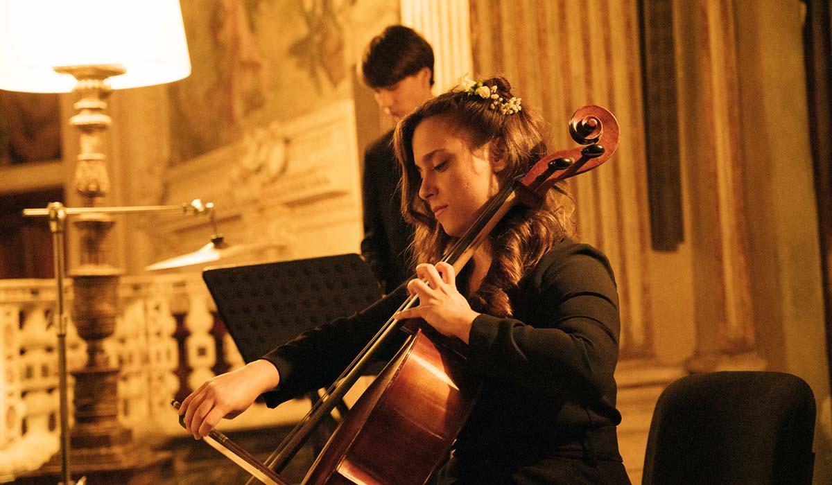 Chiara Pia Aurora interpreta Sofia nella fiction La Compagnia Del Cigno 2. Credits: Sara Petraglia e Rai.