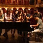 Il cast della fiction La Compagnia Del Cigno 2. Credits: Sara Petraglia e Rai.