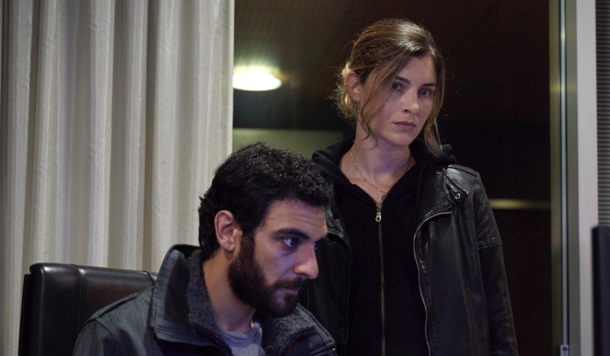 La Fuggitiva Eugenio Mastrandrea e Vittoria Puccini Credits Rai