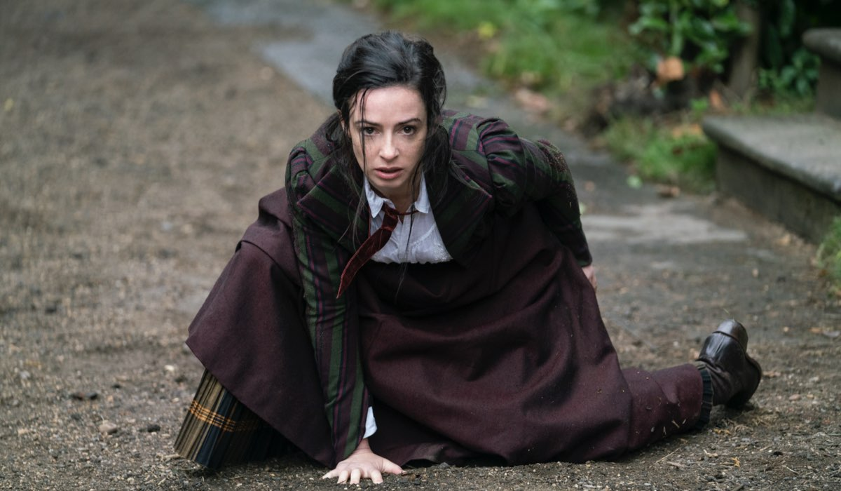 Laura Donnelly, protagonista di The Nevers. Credits: HBO/Sky.
