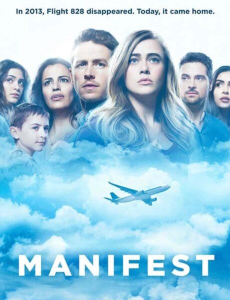 La locandina di Manifest. Credits: Warner Bros. Entertainment, Inc.
