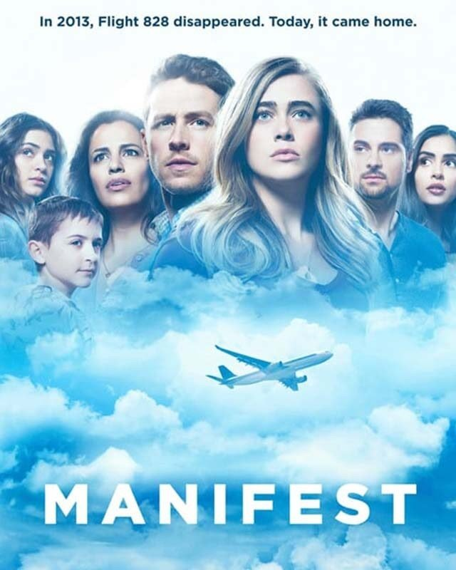 La locandina di Manifest. Credits: Warner Bros. Entertainment, Inc.