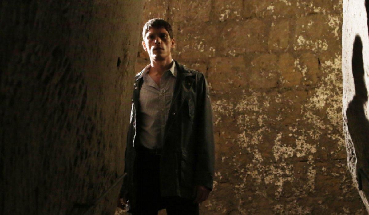 Matteo Martari interpreta Francesco Visentin in Sotto Copertura - La Cattura Di Zagaria. Credits: Rai