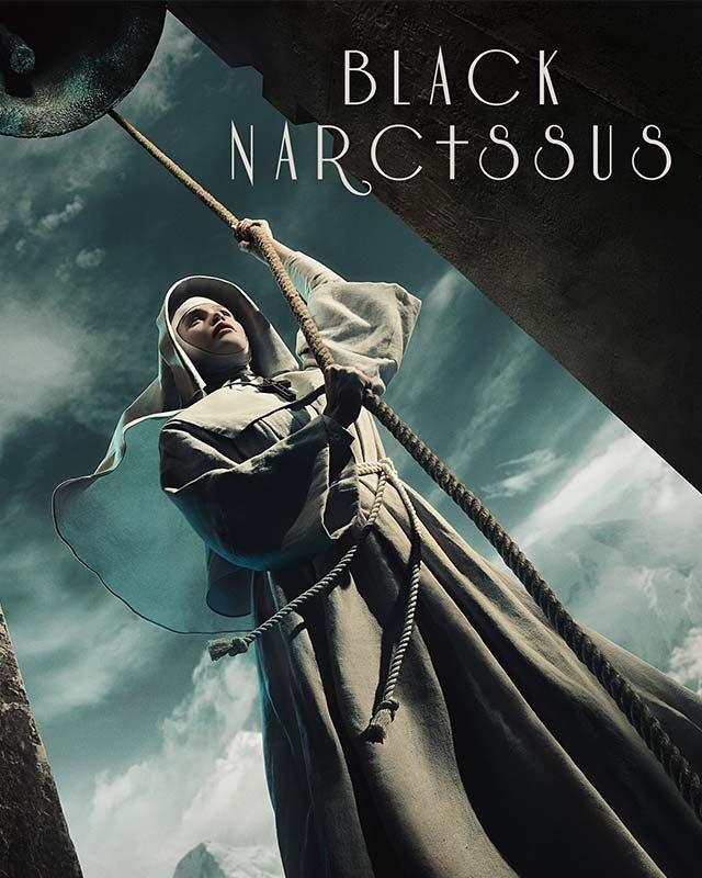 La locandina di Narciso Nero. Credits: Disney/FX/BBC.