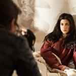 Fotinì Peluso nella serie televisiva Nudes. Credits: Livia Scaramuzzino, Rai e BiM.