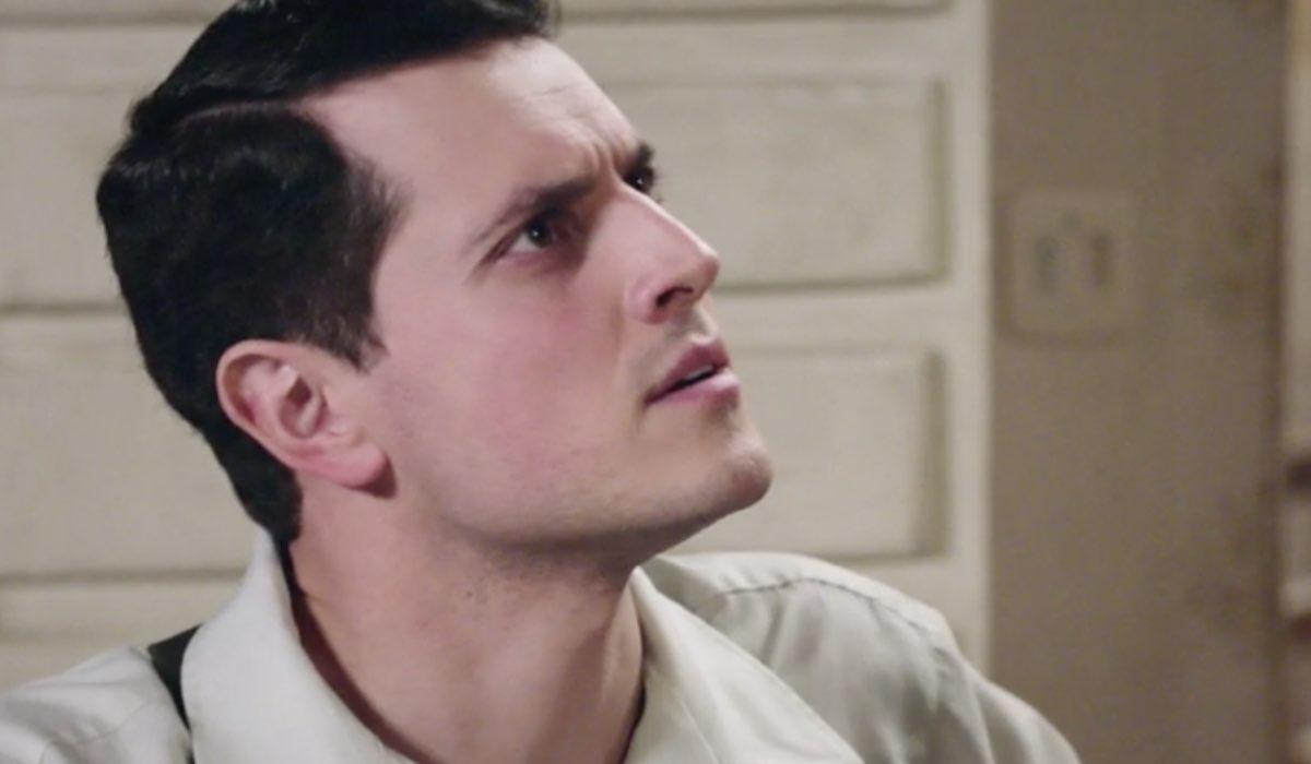 Salvatore Amato interpretato da Emanuel Caserio ne Il Paradiso Delle Signore 5, Puntata 137 Credits Rai