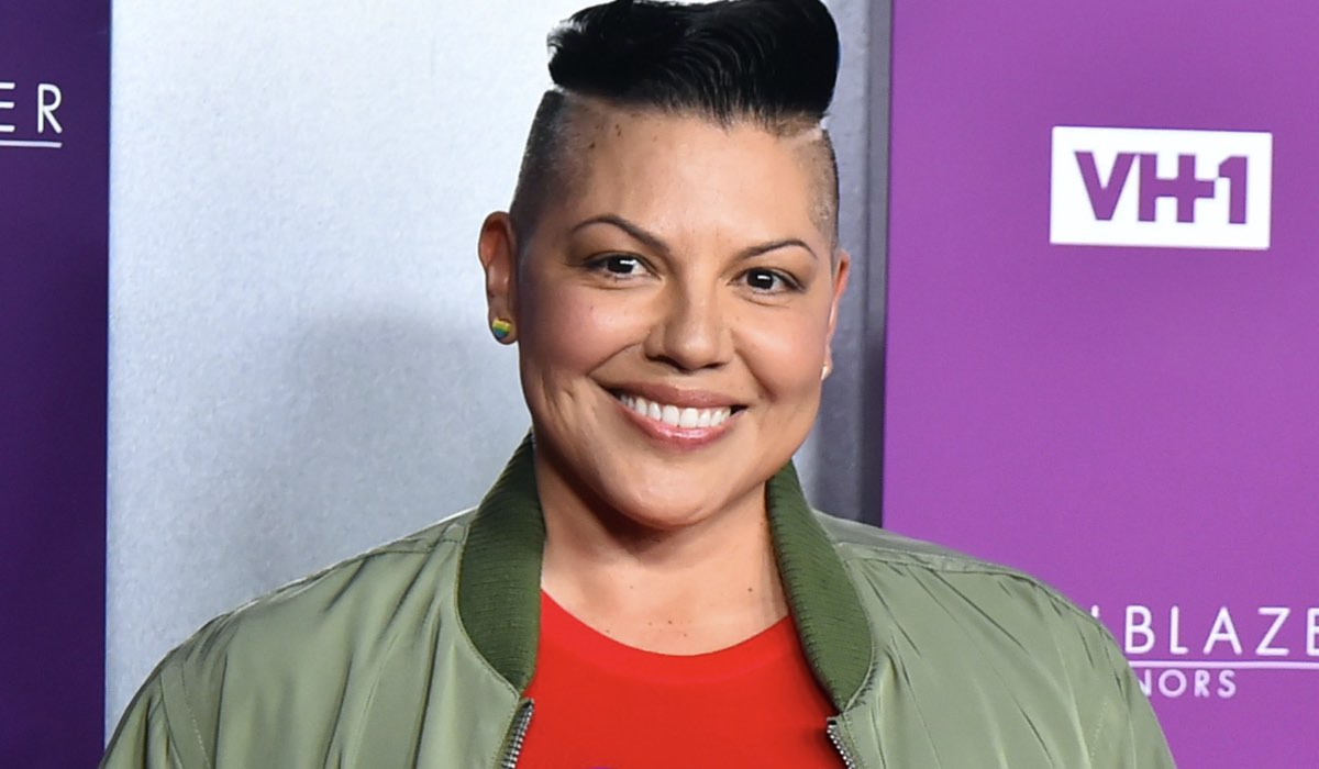 Sara Ramirez. Credits: Foto Di Theo Wargo E Getty Images Per VH1 Trailblazer Honors
