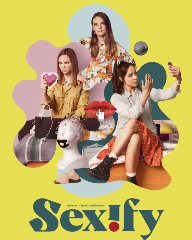 Poster di Sexify, la serie. Credits: Netflix.