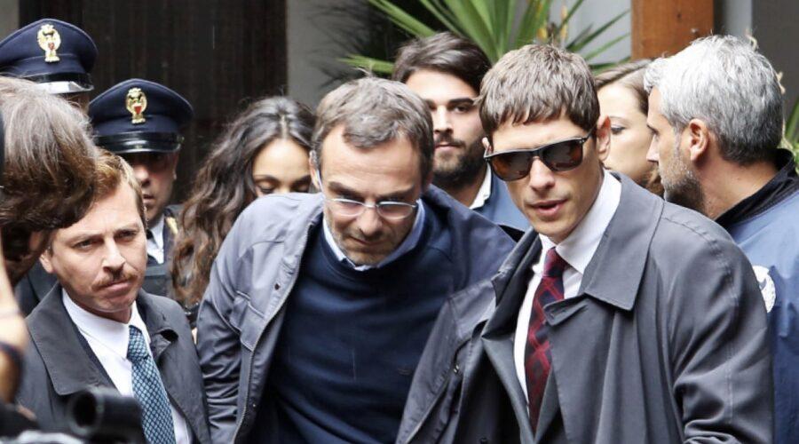 Sotto Copertura - La cattura di Zagaria, qui una scena con Claudio Gioè e Matteo Martari. Credits: Rai