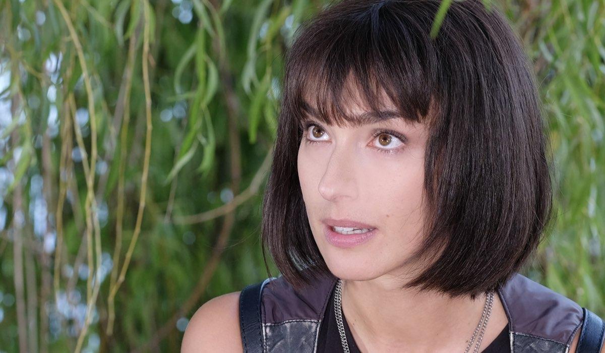 Stella Egitto (Maurizia) In Buongiorno Mamma. Credits: Mediaset