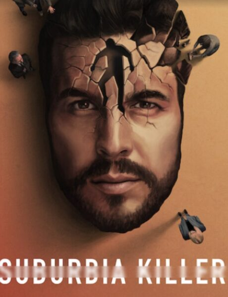 Poster di Suburbia Killer, la serie. Credits: Netflix.