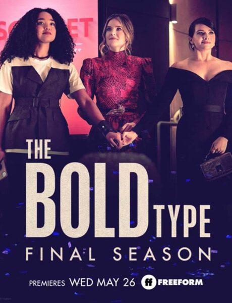 La locandina di The Bold Type. Credits: Freeform.