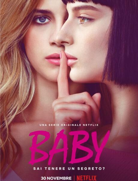 Baby Locandina Credits Netflix