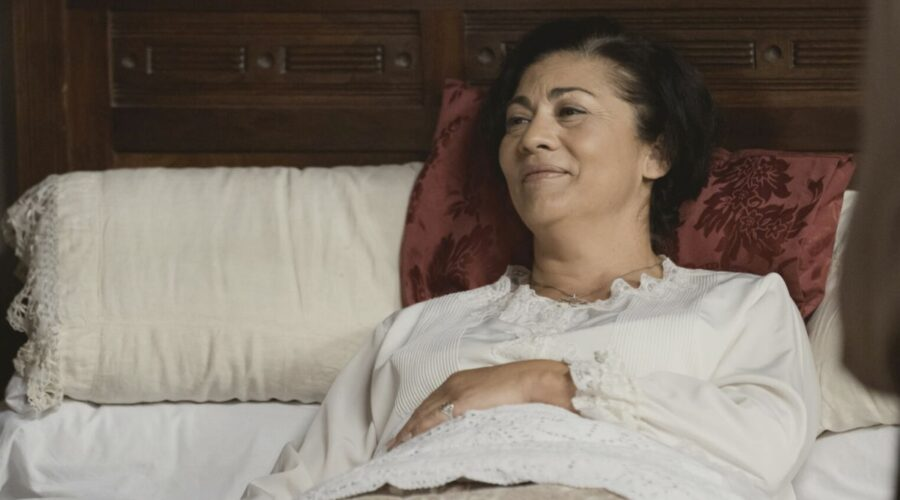 Bellita Del Campo Ammalata In Una Vita Credits: Mediaset