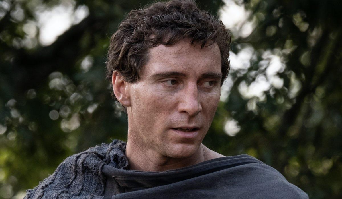 Ben Batt Interpreta Agrippa In Domina. Credits: Sky