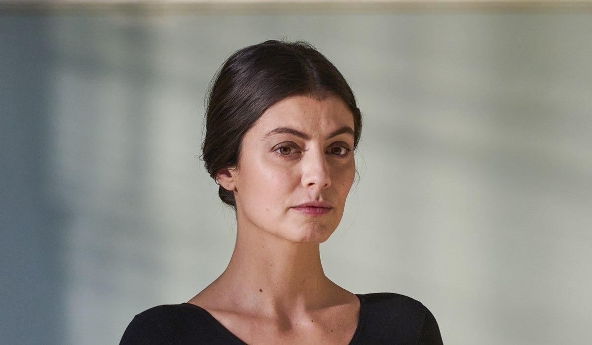 Carla, qui Alessandra Mastronardi interpreta Carla Fracci. Credits: Gabriele Torsello e Rai