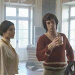 Carla, qui Alessandra Mastronardi e Leo Dussolier. Credits: Gabriele Torsello e Rai