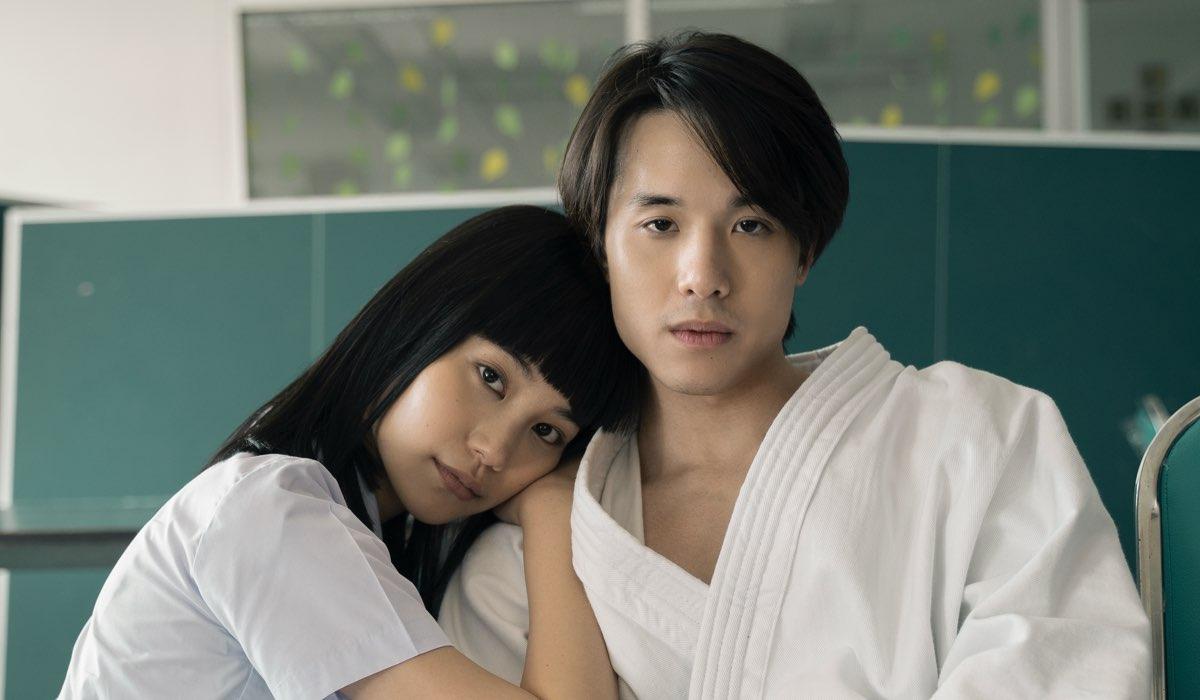 Chicha Amatayakul (Nanno) e Teeradon Supapunpinyio (Nanai) In Girl From Nowher Credits: Yupanakorn Boonprem/Netflix
