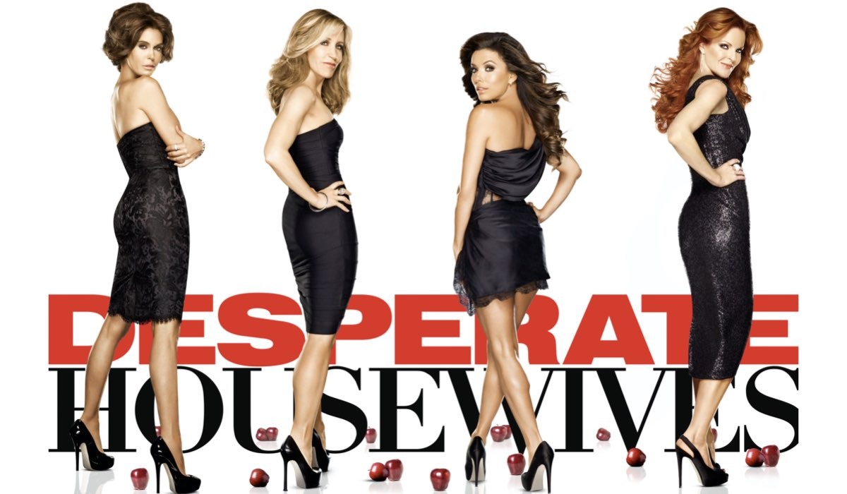 La locandina di Desperate Housewives. Credits: Disney+/Star