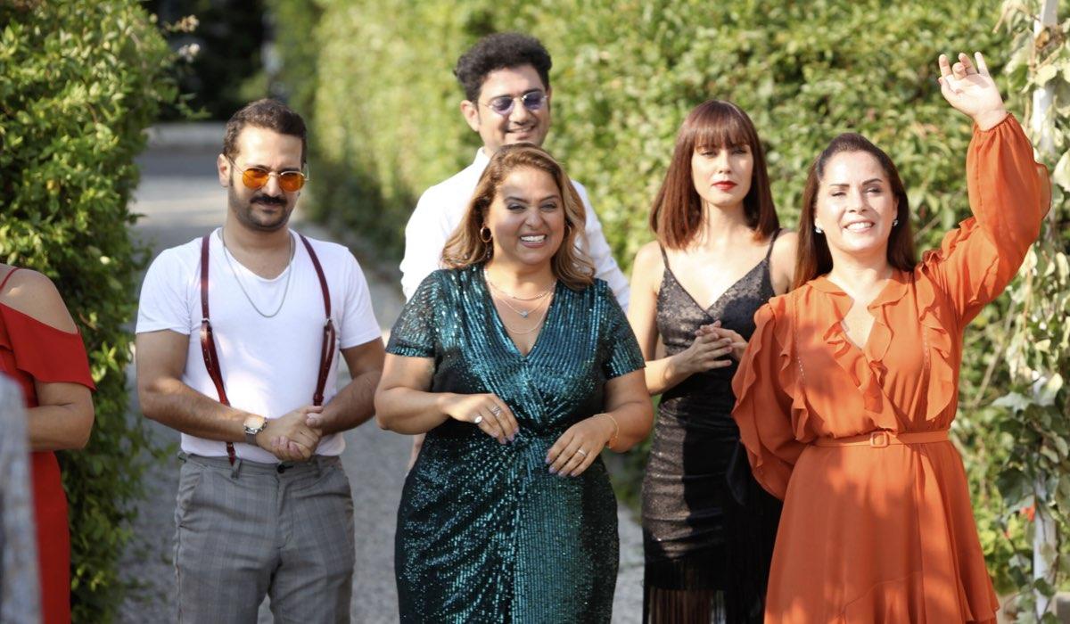 Festa Di Matrimonio In Daydreamer Credits: Global Telif Haklari Yapimcilik Tic. A.s.