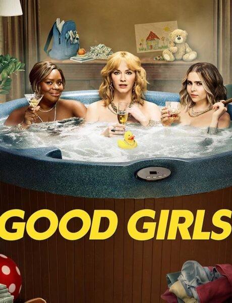 La locandina di Good Girls. Credits: NBC/Netflix.