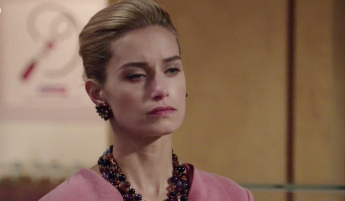 Il Paradiso Delle Signore 5, puntata 49: Ludovica Brancia Di Montalto interpretata da Giulia Arena. Credits: Rai