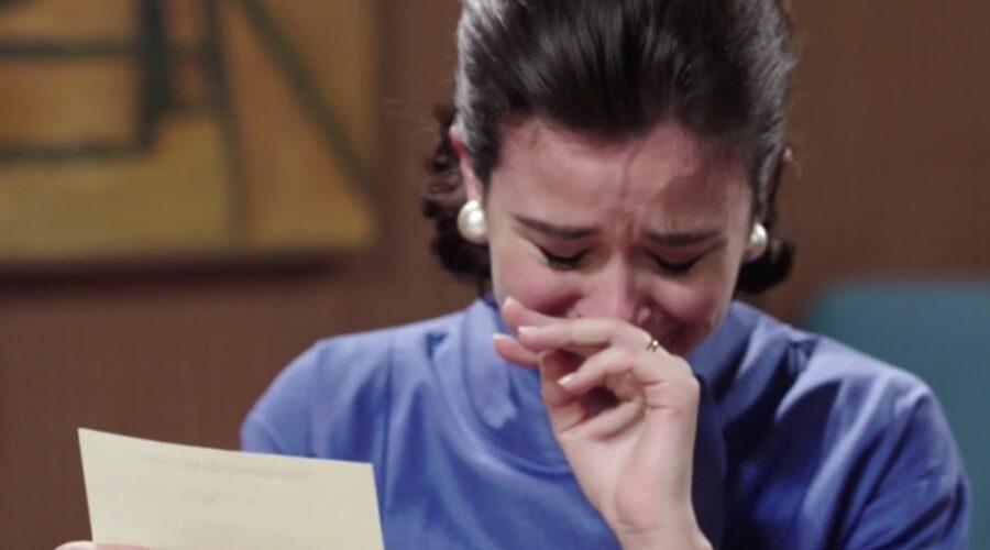 Il Paradiso Delle Signore 5 Puntata 136: Gabriella Rossi interpretata da Ilaria Rossi. Credits: Rai