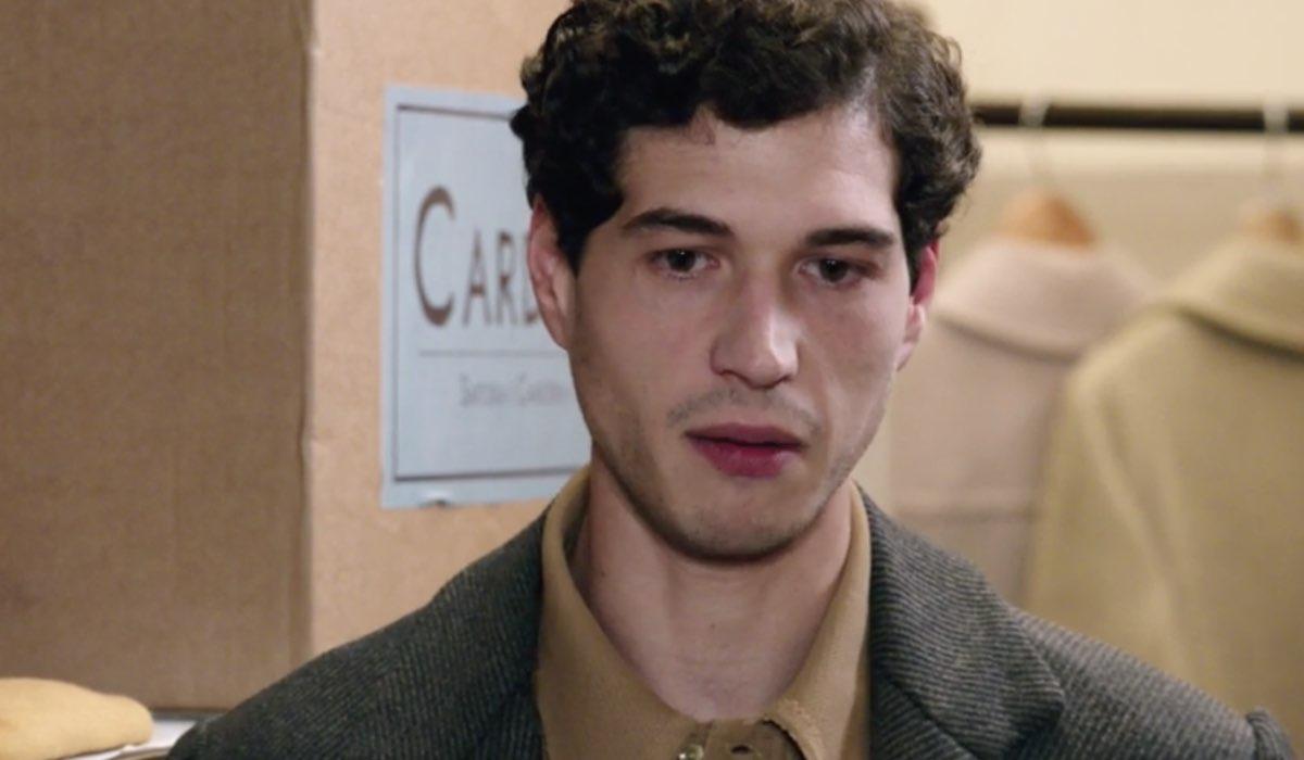 Il Paradiso Delle Signore 5, puntata 156: Rocco Amato interpretato da Giancarlo Commare. Credits: Rai