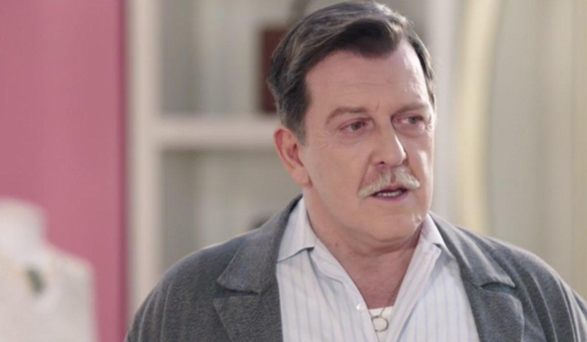 Il Paradiso Delle Signore 5, puntata 139: Armando Ferraris interpretato da Pietro Genuardi. Credits: Rai