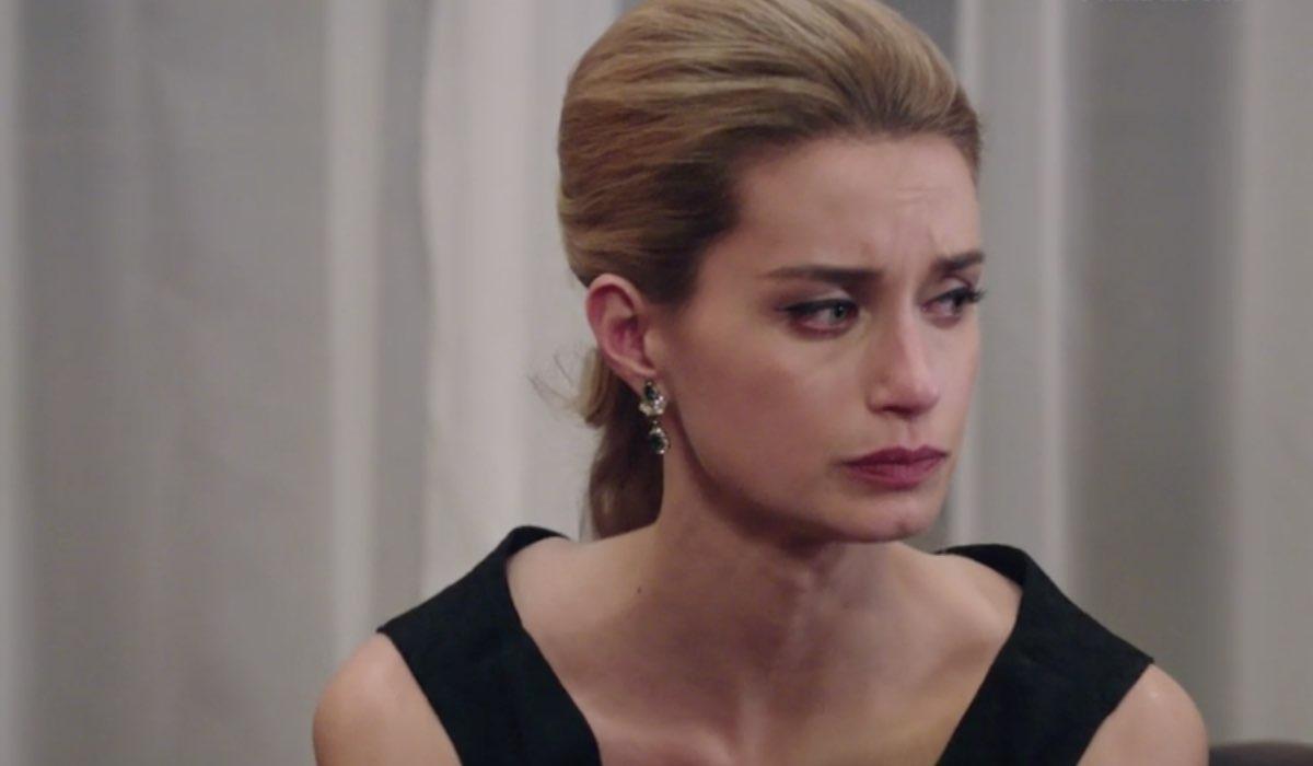 Il Paradiso Delle Signore 5, puntata 143: Ludovica Brancia Di Montalto interpretata da Giulia Arena. Credits: Rai