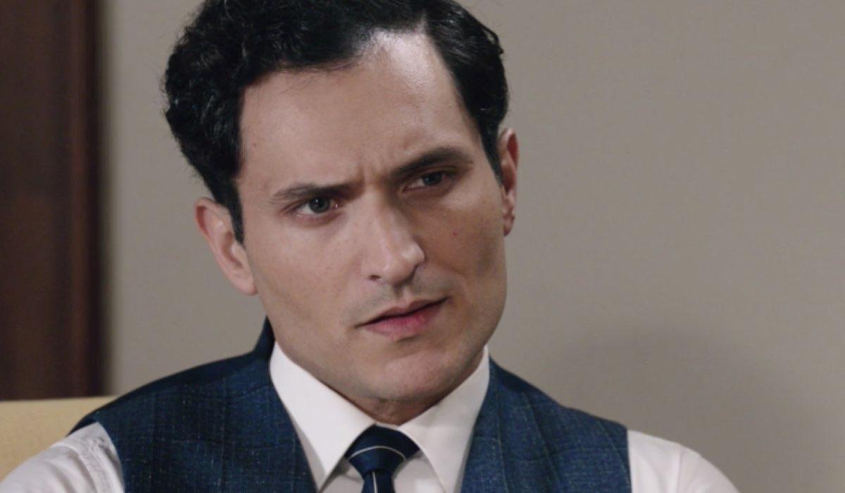 Il Paradiso Delle Signore 5 Puntata 143: Vittorio Conti interpretato da Alessandro Tersigni Credits Rai