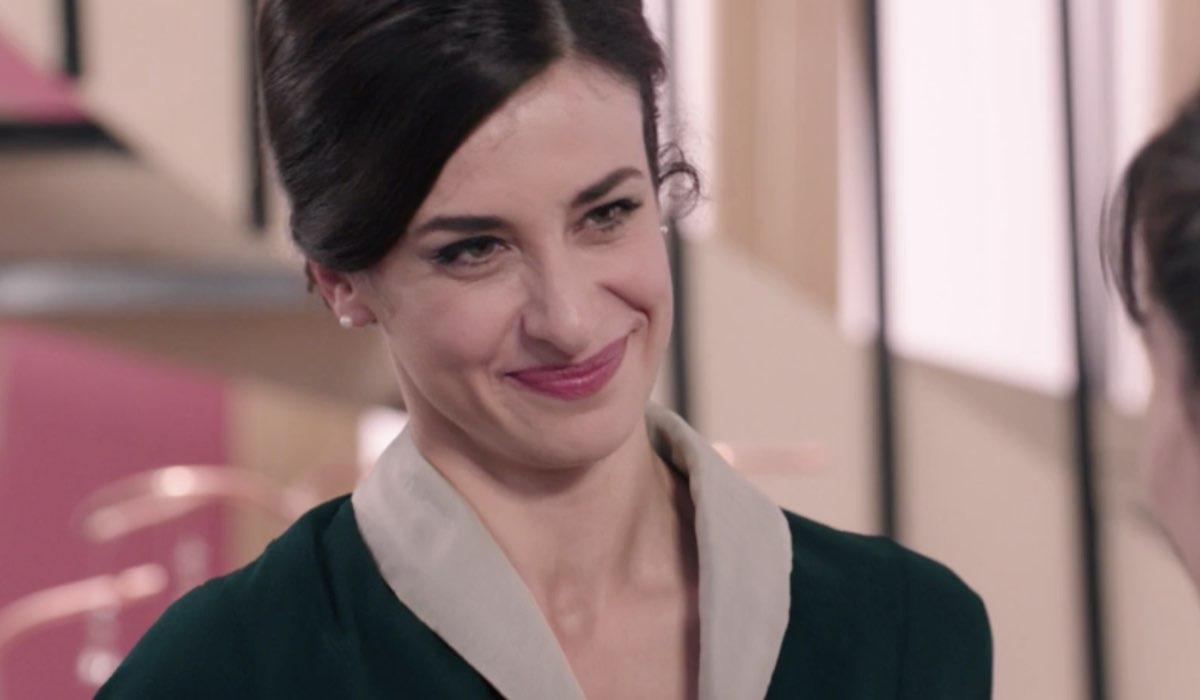 Il Paradiso Delle Signore 5, puntata 145: Gloria Moreau interpretata da Lara Komar Credits Rai