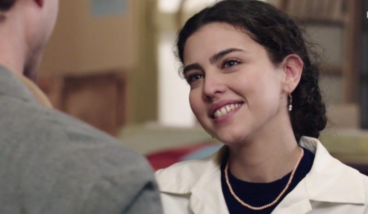Il Paradiso Delle Signore 5, puntata 148: Maria Puglisi interpretata da Chiara Russo. Credits: Rai