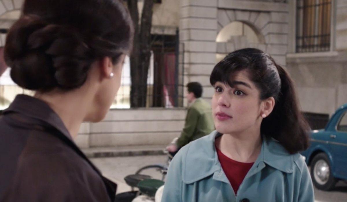 Il Paradiso Delle Signore 5, puntata 149: Stefania Colombo interpretata da Grace Ambrose. Credits: Rai