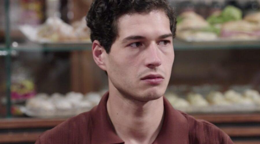 Il Paradiso Delle Signore 5 Puntata 150: Rocco Amato interpretato da Giancarlo Commare. Credits: Rai