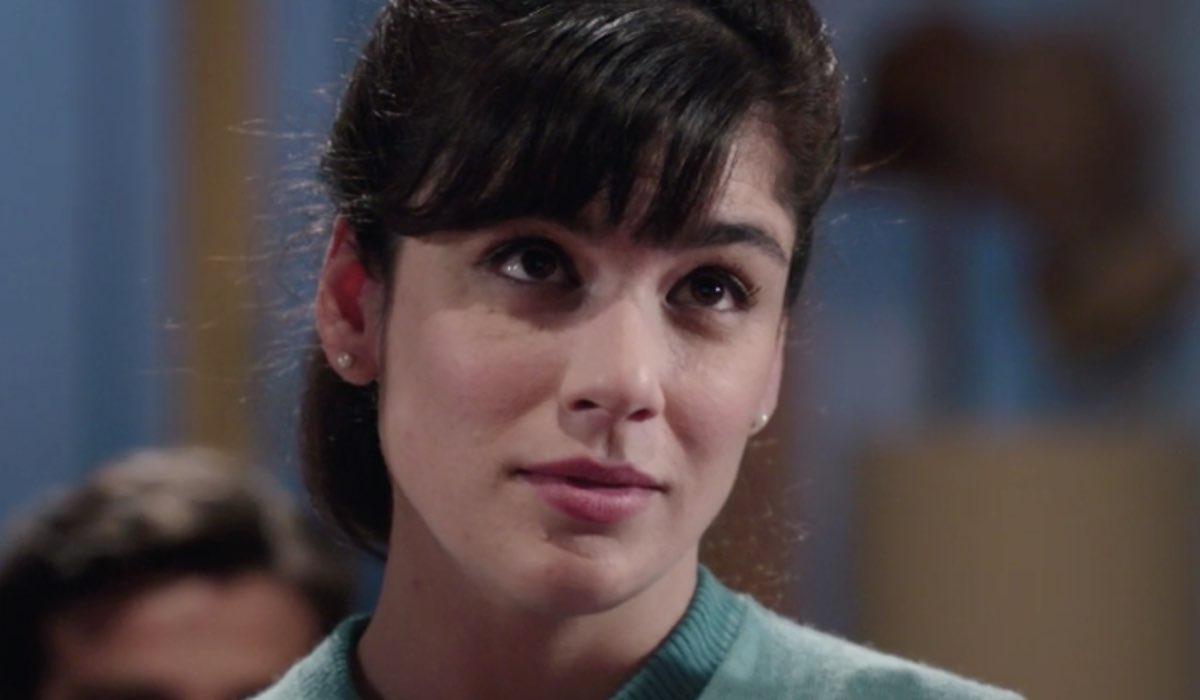 Il Paradiso Delle Signore 5, puntata 150: Stefania Colombo interpretata da Grace Ambrose. Credits: Rai