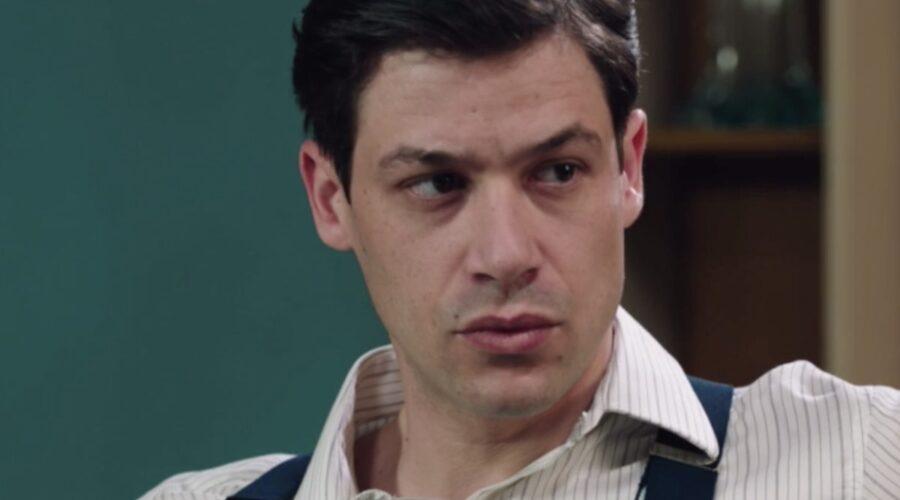Il Paradiso Delle Signore 5, puntata 153: Cosimo Bergamini interpretato da Alessandro Cosentini. Credits: Rai