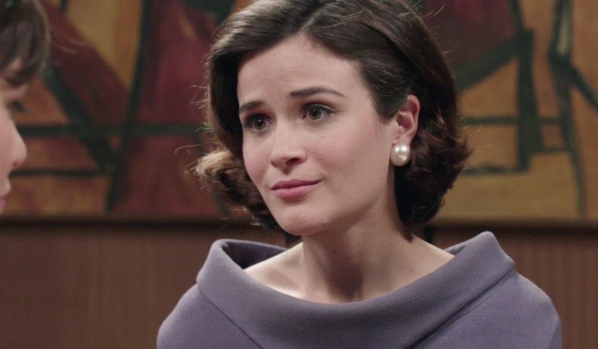 Il Paradiso Delle Signore 5, puntata 154: Gabriella Rossi interpretata da Ilaria Rossi. Credits: Rai